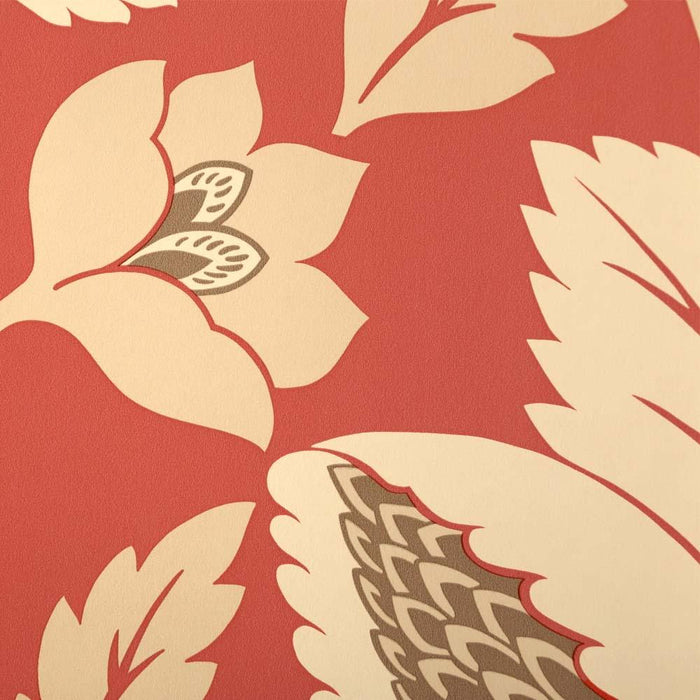 Sanderson Wallpaper Roll - Extra Wide - Floral - Ariel - DAMPAE103 - SAMPLE