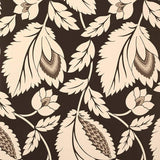 Sanderson Floral Extra Wide Wallpaper - Aerial - DAMPAE104 - SAMPLE