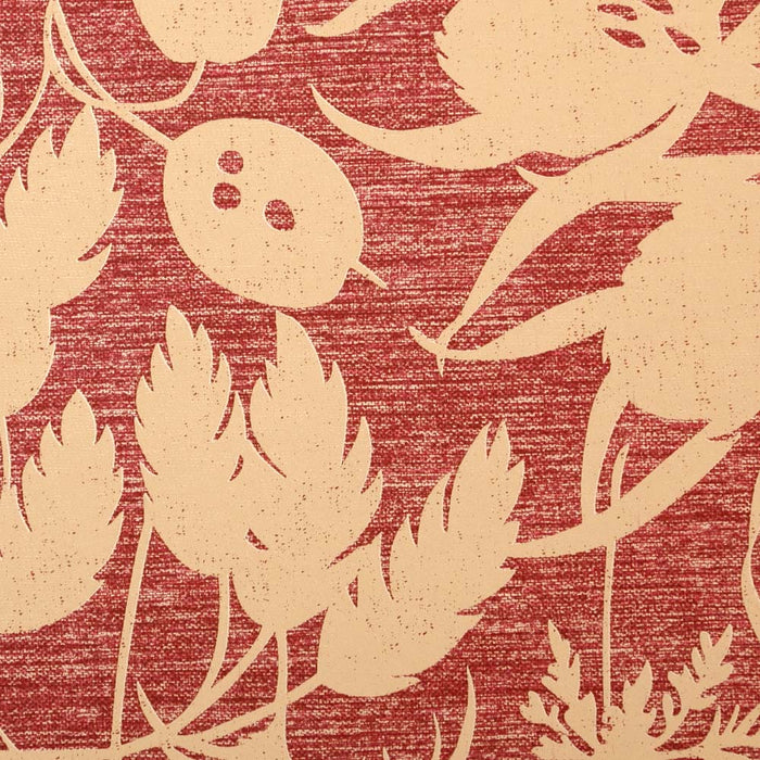 Harlequin Wallpaper Amaranta Foresta Red
