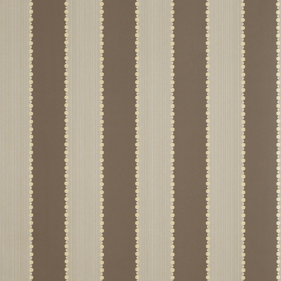 Wallpaper - Designer Wallpaper Bead Stripe Wallpaper ACS7006