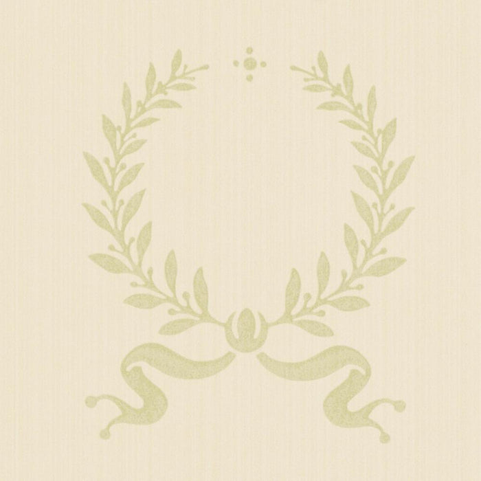 Zoffany  Garland Cream  Wallpaper