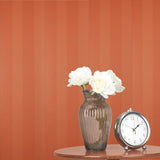 Sanderson Washable Reims Terracotta Wallpaper