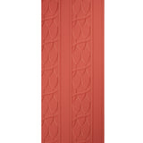 Zoffany Patterned Wallpaper - Pennant Stripe - Red - ZNTP04002 - SAMPLE