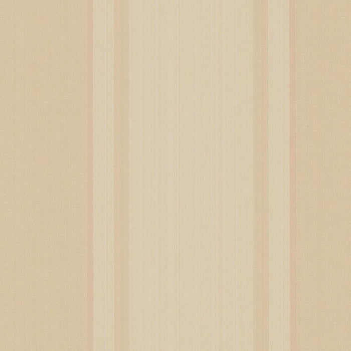 Zoffany Striped Pavilion Beige  Wallpaper