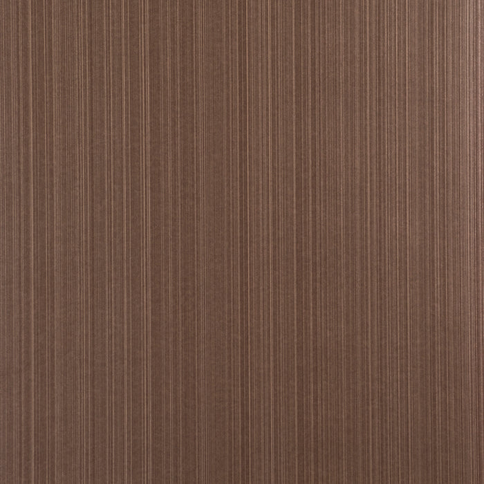 Wallpaper - Designer Zoffany Stripe Brown Wallpaper