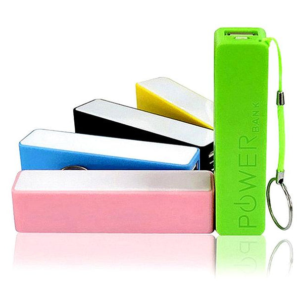 Portable Quick Charge Power Bank For Your Phone Works Anywhere So You Never Get Stuck Without The Power You Need!