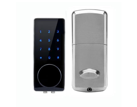 Digital Smart Entry Lock With Electronic Door Passcode For Keyless Entry