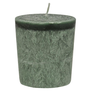 Aloha Bay - Votive Eco Palm Wax Candle - Mountain Mist - Case Of 12 - 2 Oz