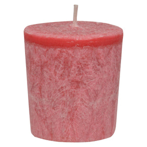 Aloha Bay - Candle Votive Essential Oil Patchouli - 12 Candles - Case Of 12