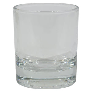Aloha Bay - Votive Glass Candle Holder Regular - 12 Candle Holders - Case Of 12