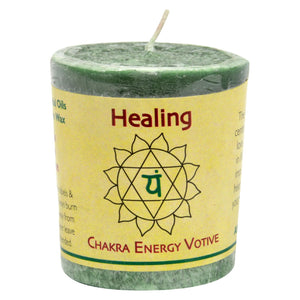 Aloha Bay - Chakra Votive Candle - Healing - Case Of 12 - 2 Oz