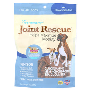 Ark Naturals Sea Mobility Joint Rescue Venison Jerky - 9 Oz