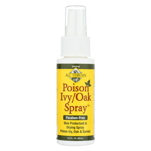 All Terrain - Poison Ivy And Oak Spray - 2 Fl Oz