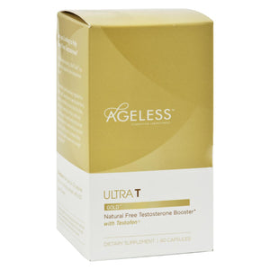 Ageless Foundation - Ultra T Gold - 60 Capsules
