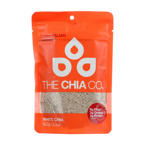 The Chia Company Chia Seed - White - Pouch - 5.3 Oz