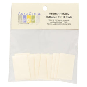 Aura Cacia - Diffuser Car-room Refill - Case Of 6 - 10 Pack