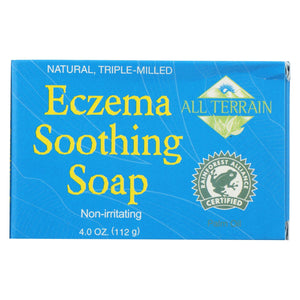 All Terrain - Soap Eczema Soothing - 4 Oz.