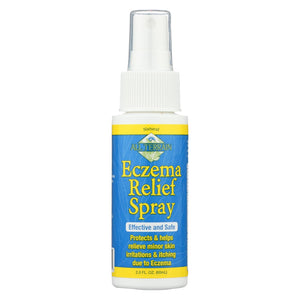 All Terrain - Spray Eczema Relief - 2 Fl Oz.