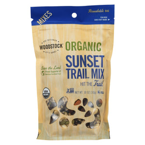 Woodstock Organic Seedalicious Sunset Snack Mix - 10 Oz.