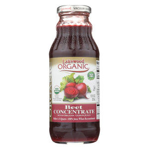 Lakewood - Organic Juice - Beet Concentrate - 12.5 Fz