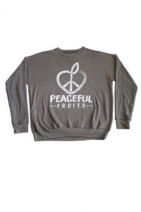 Peaceful Fruits Team Crewneck