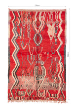 Load image into Gallery viewer, Ghizlan moroccan rug