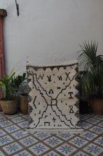 Load image into Gallery viewer, AGLMAM Moroccan Beni Ourain Rug