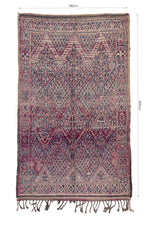 Load image into Gallery viewer, Vintage Moroccon Rug