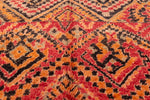 Load image into Gallery viewer, Amal vintage moroccon rug
