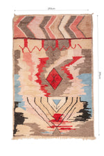 Load image into Gallery viewer, #27 Vintage Moroccan Rug