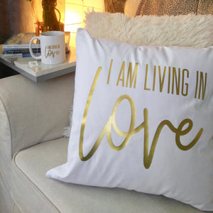 I AM Living In Love Mug