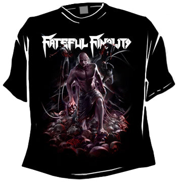 Shirt - Killed Alive - Fateful Finality