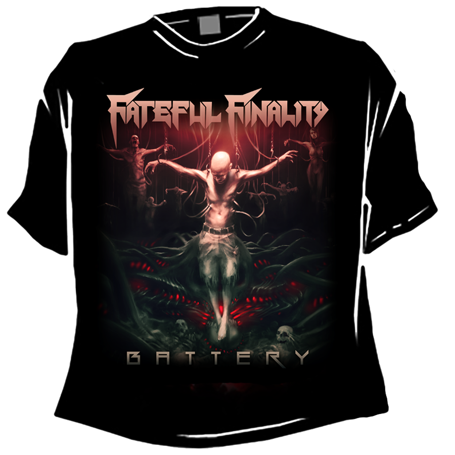 Shirt - Battery - Fateful Finality