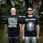 Shirt - Skull Splitting - Fateful Finality