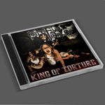 CD - King of Torture - Fateful Finality
