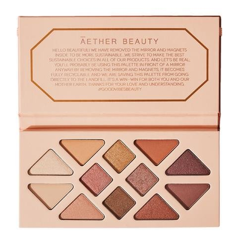 Summer Solstice - Vegan Eyeshadow Palette - Vogue x Virtue - Aether Beauty
