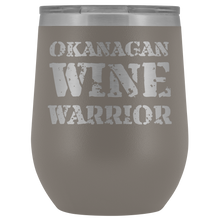 Okanagan Wine Warrior