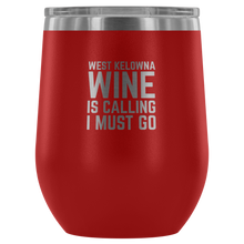 West Kelowna Wine is Calling