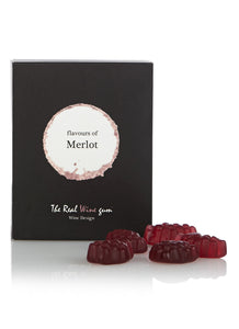 The Real Wine Gums - Merlot
