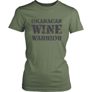 Wine Warrior