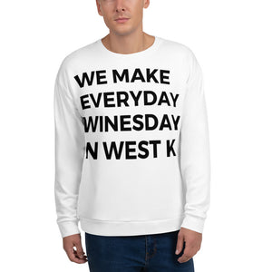 We make everyday winesday