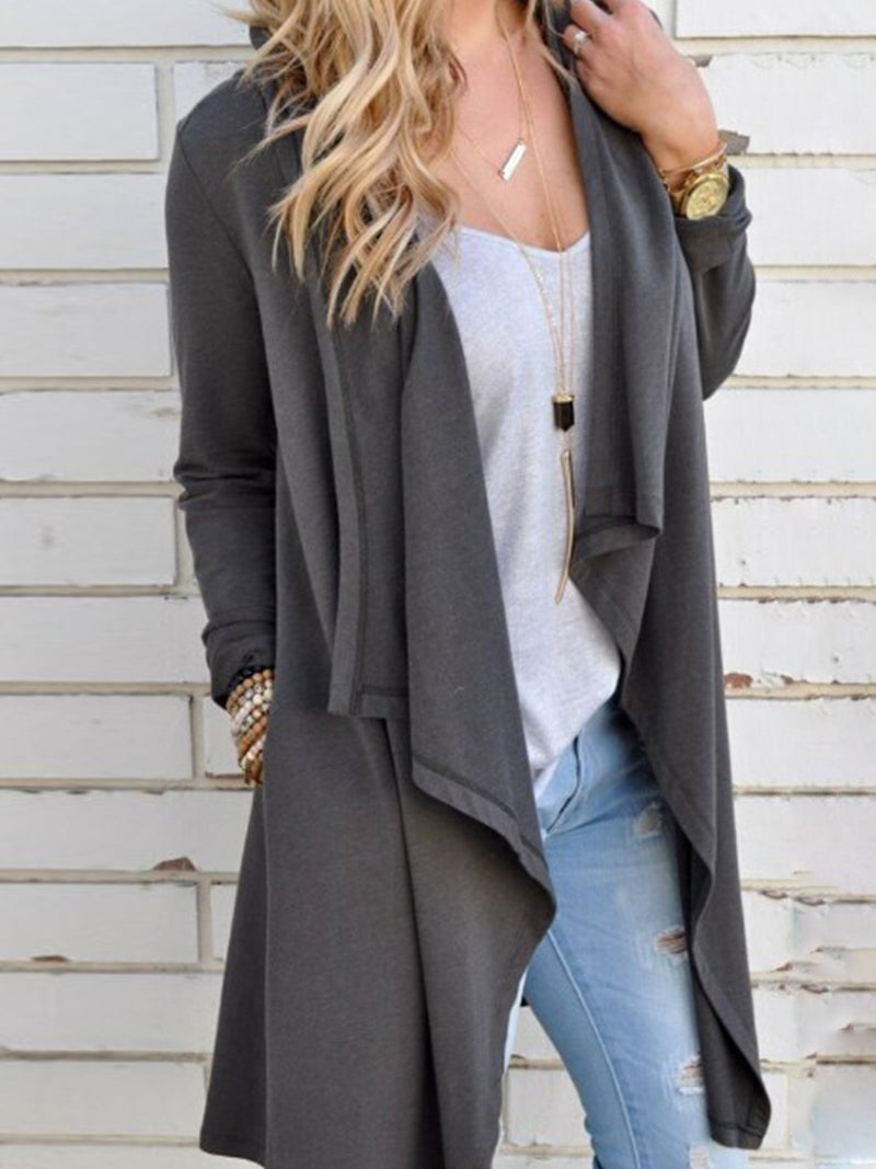 Narrow Irregular Sweater