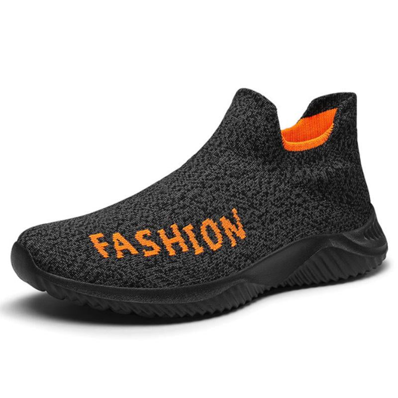 All Seasons Plus Size Mesh Light Sneakers