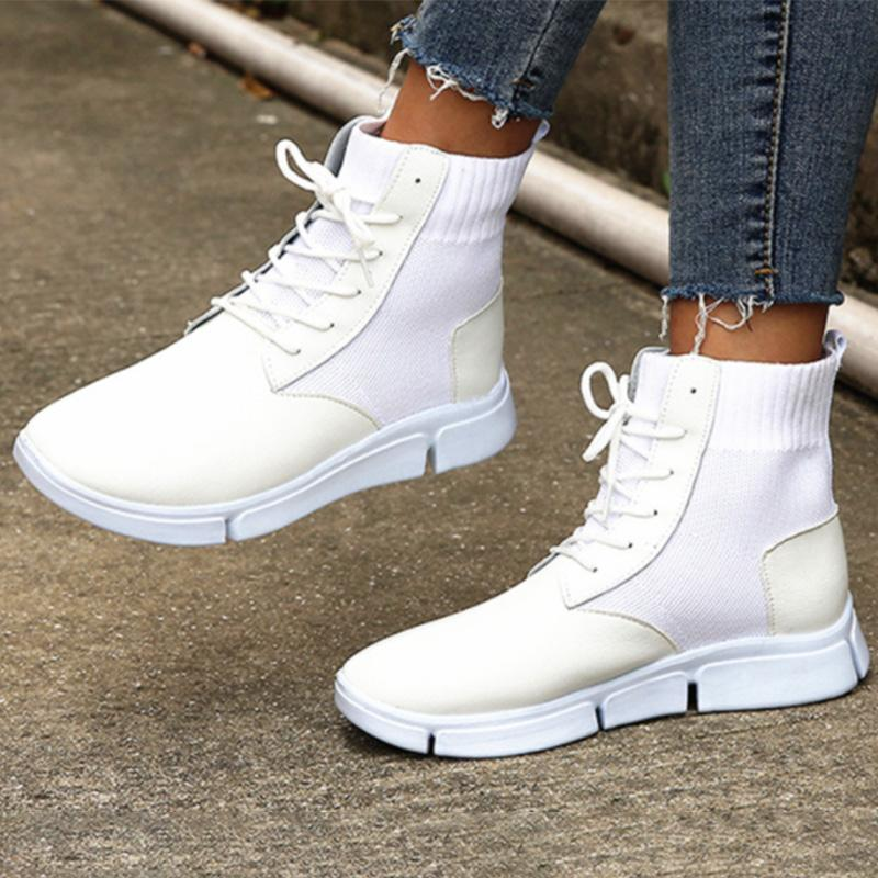 F/W New Comfy Lace-up Sneakers