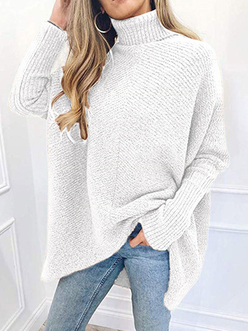 Turtleneck Loose Versatile Sweater