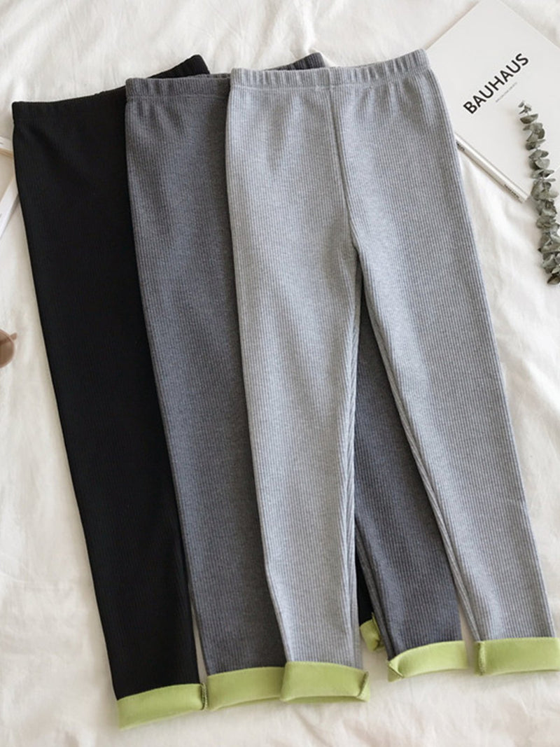 Casual Cotton Pants Leggings