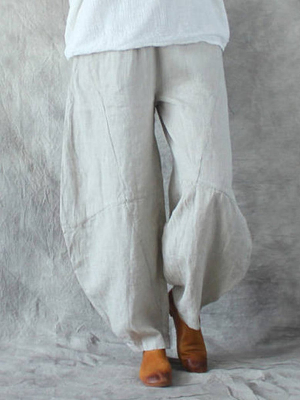 With Sidekick Medium Waist Bloomer Pants
