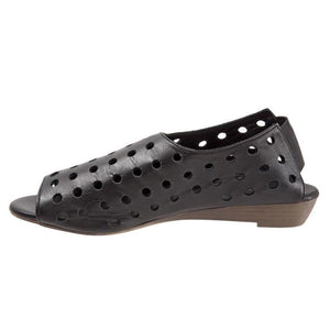 Peep-toe Low-heels Women Asjustable Holes Women Sandals
