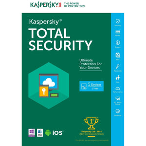 Antivirus kaspersky 5 User