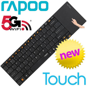 Wireless Keyboard With Touch Pad 1